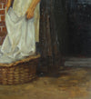 Washerwoman - The Wallington Gallery