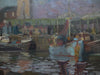 North Shields Fish Quay - The Wallington Gallery