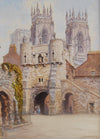 Bootham Bar, York - The Wallington Gallery