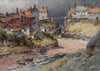 Thundercloud, Seaton Sluice Harbour - The Wallington Gallery
