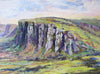 Crag Lough, Northumberland - The Wallington Gallery