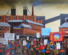 Pit Strike, Easington - The Wallington Gallery