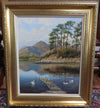 Friars Crag, Derwentwater - The Wallington Gallery