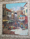 Arabic Market Scene - The Wallington Gallery