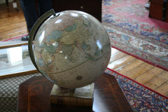 Tennyson Globe, Book Base