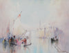 Venetian Barges - The Wallington Gallery