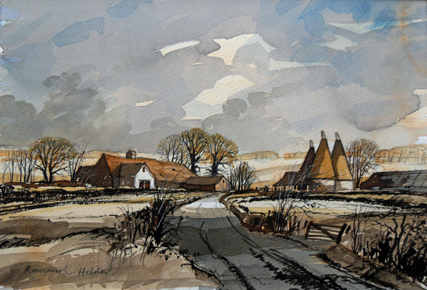 Oast Houses in Kent