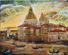 Santa Maria Sunrise - Venice - The Wallington Gallery
