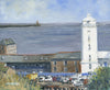 The Low Light at North Shields Fish Quay - The Wallington Gallery