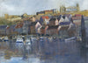 Whitbey Harbour - The Wallington Gallery