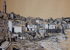 Mousehole Scene