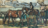 Horses and Foals, Connemara - The Wallington Gallery