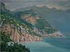 The Amalfi Coast - The Wallington Gallery