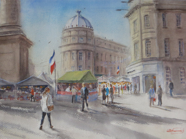 The Market, Grey's Monument, Newcastle