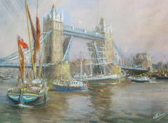 Tall Ships, Tower Bridge, London