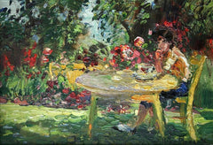 Afternoon Tea, Artists Garden