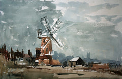 Cley Mill, East Anglia