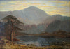 Sunrise Yewdale Tarn - The Wallington Gallery