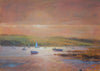 Alnmouth, Sunset - The Wallington Gallery