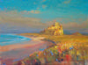 Bamburgh, Evening - The Wallington Gallery