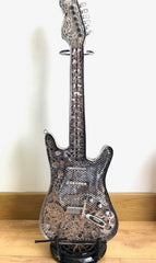 Stratocaster Guitar (sculpture)
