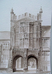 Kings Arch, Newcastle University