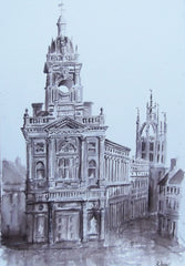 The Old Town Hall, Newcastle