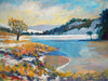 Grasmere Winter - English Lakes - The Wallington Gallery