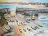 Newquay Harbour - The Wallington Gallery