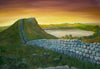 Hadrian's Wall at Cawfields - The Wallington Gallery