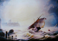 The Storm, Tynemouth