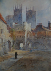 Bootham Bar, York
