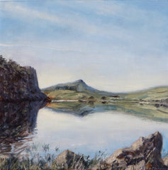 Hadrian's Wall, Crag Lough