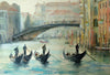 The Gondoliers,Venice - The Wallington Gallery