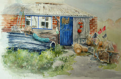 Fishing Shed, Staithes