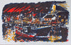 Harbour Lights, North Shields - The Wallington Gallery