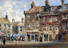 Market, Knaresborough - The Wallington Gallery