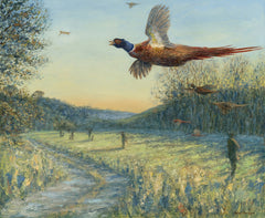 Pheasant Shoot