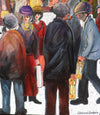 Salford Shoppers - The Wallington Gallery