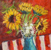 Sunny Day Sunflowers - The Wallington Gallery