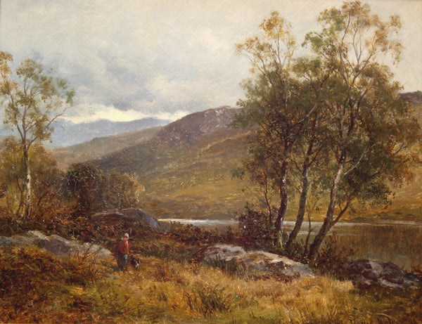 By the Lake, Capel Curig