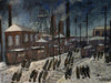 Colliery Yard, Ashington Pit - The Wallington Gallery