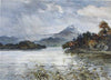 Ben Lomond from Loch Ard - The Wallington Gallery