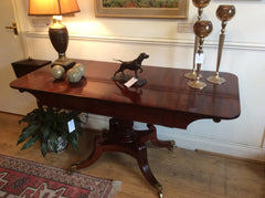Regency Library Pembroke Table