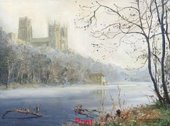 Morning Mist, Durham