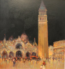 St Mark's Square, Venice.