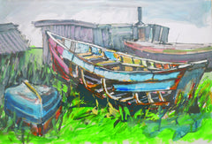 Cambois - Boat Renovation