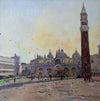 Piazza San Marco, Venice - The Wallington Gallery