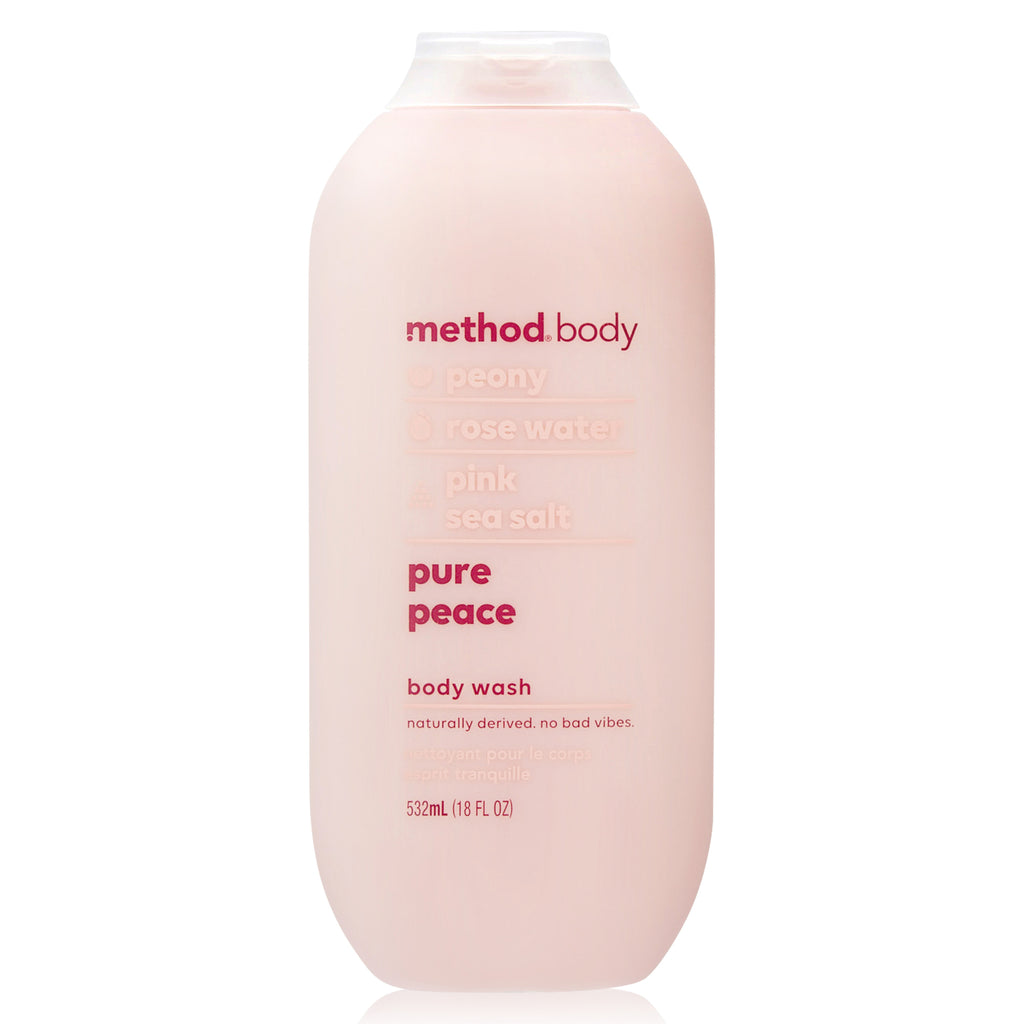 body wash pure peace 532ml