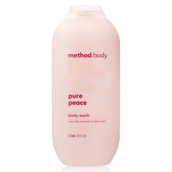 method body pure peace 532ml